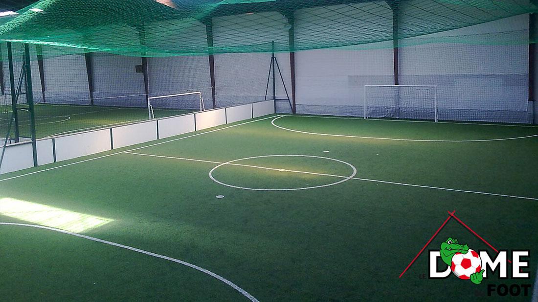 Salle 1 Futsal Bouillargues