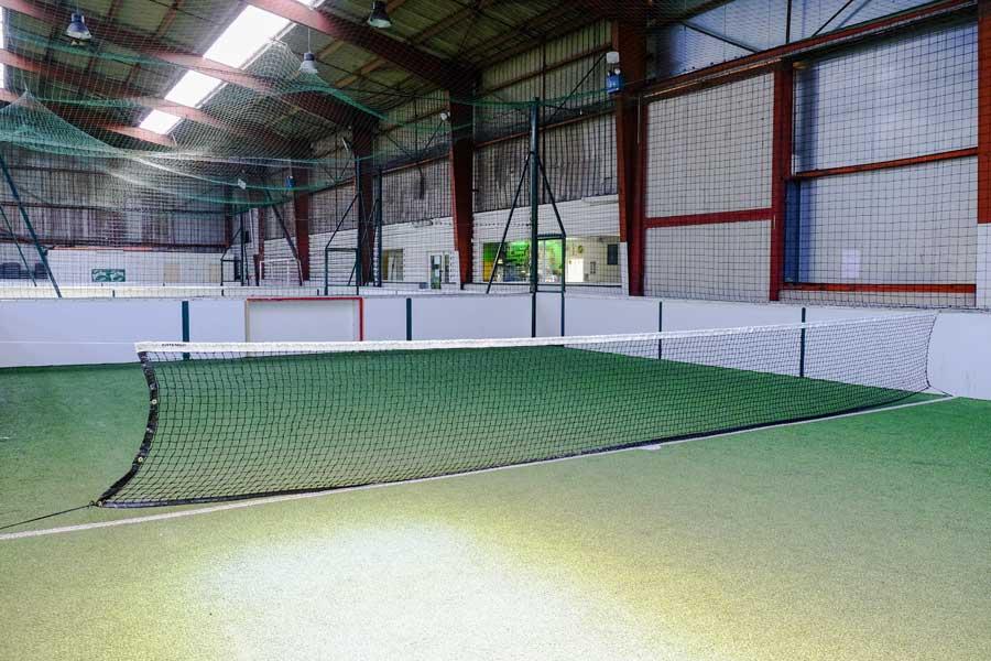 Le dôme du Foot espace futsal tennis ballon