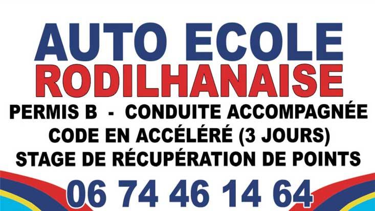 Auto école Rodilhanaise