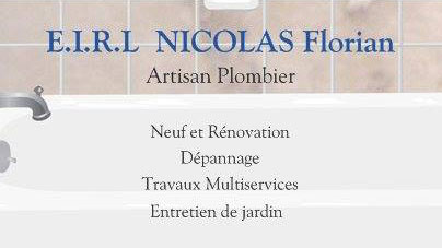 EIRL Nicolas Florian